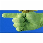 gilberts single 29cm green cut resistant glove