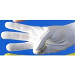 gilberts single 34cm white cut resistant glove