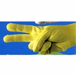 gilberts single 28cm yellow cut resistant glove