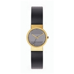 jacob jensen strap for 414 gold gents watch