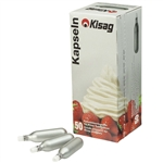 kisag 50 kisag n20 gas cream bulbs