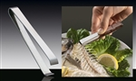 kuchenprofi fish bone tongs