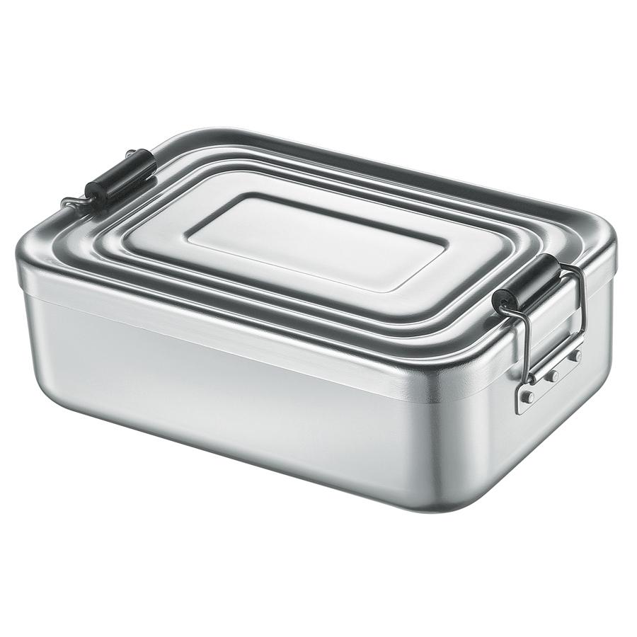 Küchenprofis kuchenprofi aluminium lunch box from design2please