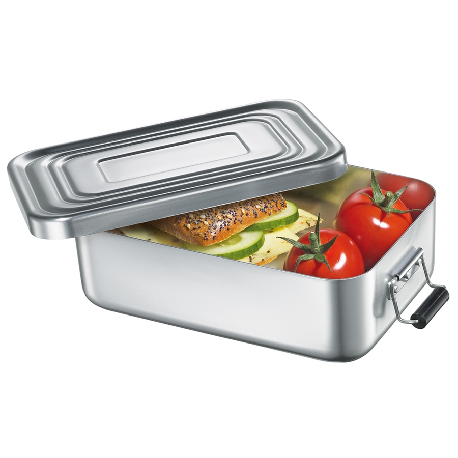 Kuchenprofi Aluminium Lunch Box from Design2Please