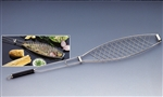 kuchenprofi fish barbeque grill tong