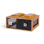 rosseto large bamboo drawer bakery building block