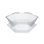 rosseto 16in diameter honeycomb acrylic ice tub