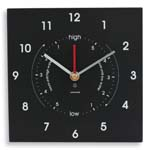 ashortwalk recycled tide & time clock
