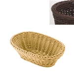 saleen brown oval basket
