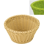 saleen lime round basket