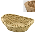 saleen light beige oval basket