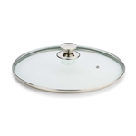 valira 22cm glass lid complete with knob
