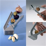 westmark extracta garlic & onion press