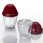 westmark mix ei  0.25l red shaker