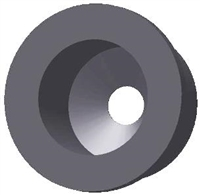 "920024-1019....2"" Buna-Nitrile Rubber [50.80 mm]"