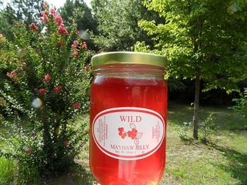 mayhaw jelly