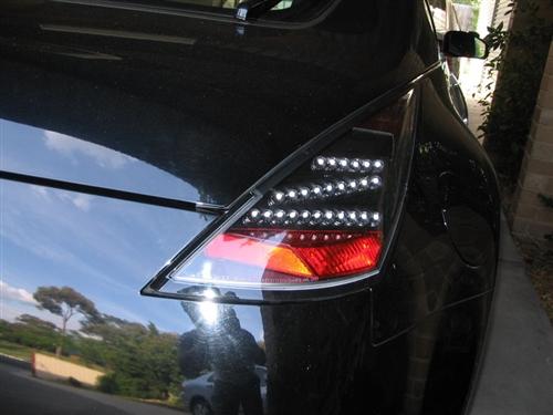 Led Headlamp Bulbs >> 03-05 NISSAN 350Z LED TAIL LAMP NISMO