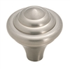 AMEROCK - ABSTRACTIONS - KNOB - SATIN NICKEL