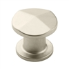 AMEROCK - PYRAMID KNOB-SATIN NICKEL