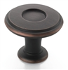 AMEROCK - PORTER - KNOB - OIL RUBBED BRONZE