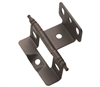 AMEROCK - FULL INSET HINGE - PARTIAL WRAP - OIL RUBBED BRONZE (SINGLE)