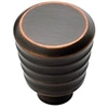 AMEROCK - CROSLEY KNOB - OIL RUBBED BRONZE