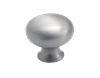"AMEROCK - TRADITIONAL CLASSICS - KNOB - 1 1/4"" DIAMETER - SATIN NICKEL"