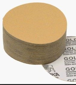 SANDING DISC-100 GRIT-STICK-ON