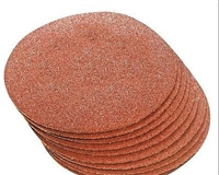 SANDING DISC-80 GRIT-STICK-ON