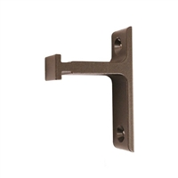 "CS - WALL MOUNT RAIL BRACKETS FOR 1.5"" TO 2.25"" DOOR - ORB"