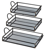Trays Set of 3