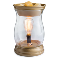 DECOR MARKET - CW EBHUR - EDISON ILLUMINATION FRAGRANCE WARMER - HURRICANE