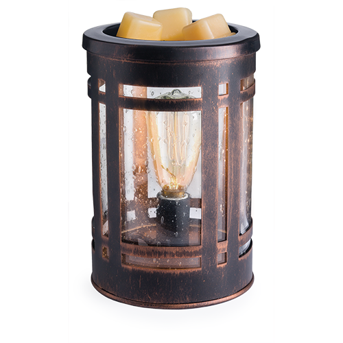 DECOR MARKET - CW EBMSN - EDISON ILLUMINATION FRAGRANCE WARMER - MISSION