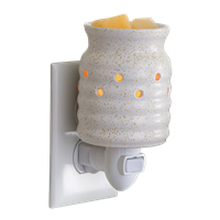 DECOR MARKET - CW PIFHS - PLUGGABLE FRAGRANCE WARMER - FARMHOUSE