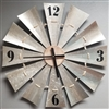 DECOR MARKET - OSW177357 - WINDMILL CLOCK