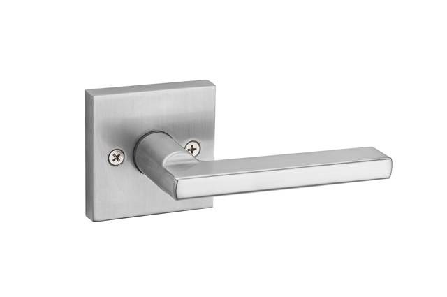 KWIKSET - HALIFAX - SQUARE - SINGLE DUMMY - 26D - SATIN CHROME