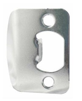 KWIKSET - STRIKE PLATE - PASSAGE/PRIVACY - US15 - SATIN NICKEL