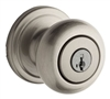 KWIKSET 740H-15 GC SMT - HANCOCK - KEYED ENTRY DOOR LOCK - SMART KEY - SATIN NICKEL FINISH