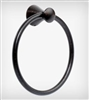 LIBERTY HARDWARE - DELTA - LAHARA - TOWEL RING - RB - VENETIAN BRONZE