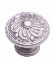 RK INTERNATIONAL - AUGUSTINE - KNOB - P - SATIN NICKEL
