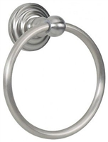 TWH 16160 SN - Bridgewood - Towel Ring - Satin Nickel