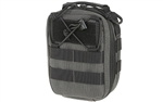 "Maxpedition, FR-1 Pouch, Gear Bag, 7""x5""x3"", Black"