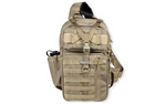 "Maxpedition, Gearslinger Kodiak Backpack, 17""X10""X4"", Khaki"