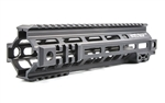 "Geissele Automatics, MK4, Super Modular Rail, 9.5"", MLOK, Black, Barrel Nut Wrench Sold Separately (GEI-02-243), Gas Block Not Included"