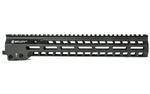 "Geissele Automatics, MK14, Super Modular Rail, 13.5"", MLOK, Black, Black Finish, Barrel Nut Wrench Sold Separately (GEI-02-243), Gas Block Not Included"
