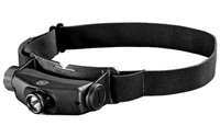 Surefire, Maximus Hands-Free Light, Variable-Output LED Headlamp  1 to 1000 Lumens  Rechargeable, Black