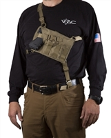 VTAC Big Rig CHest Holster for Semi-Autos