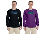 Comets Long Sleeve Mens tee