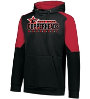 Copperheads BLUE CHIP HOODIE