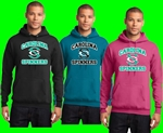 Carolina Spinners Hoodies